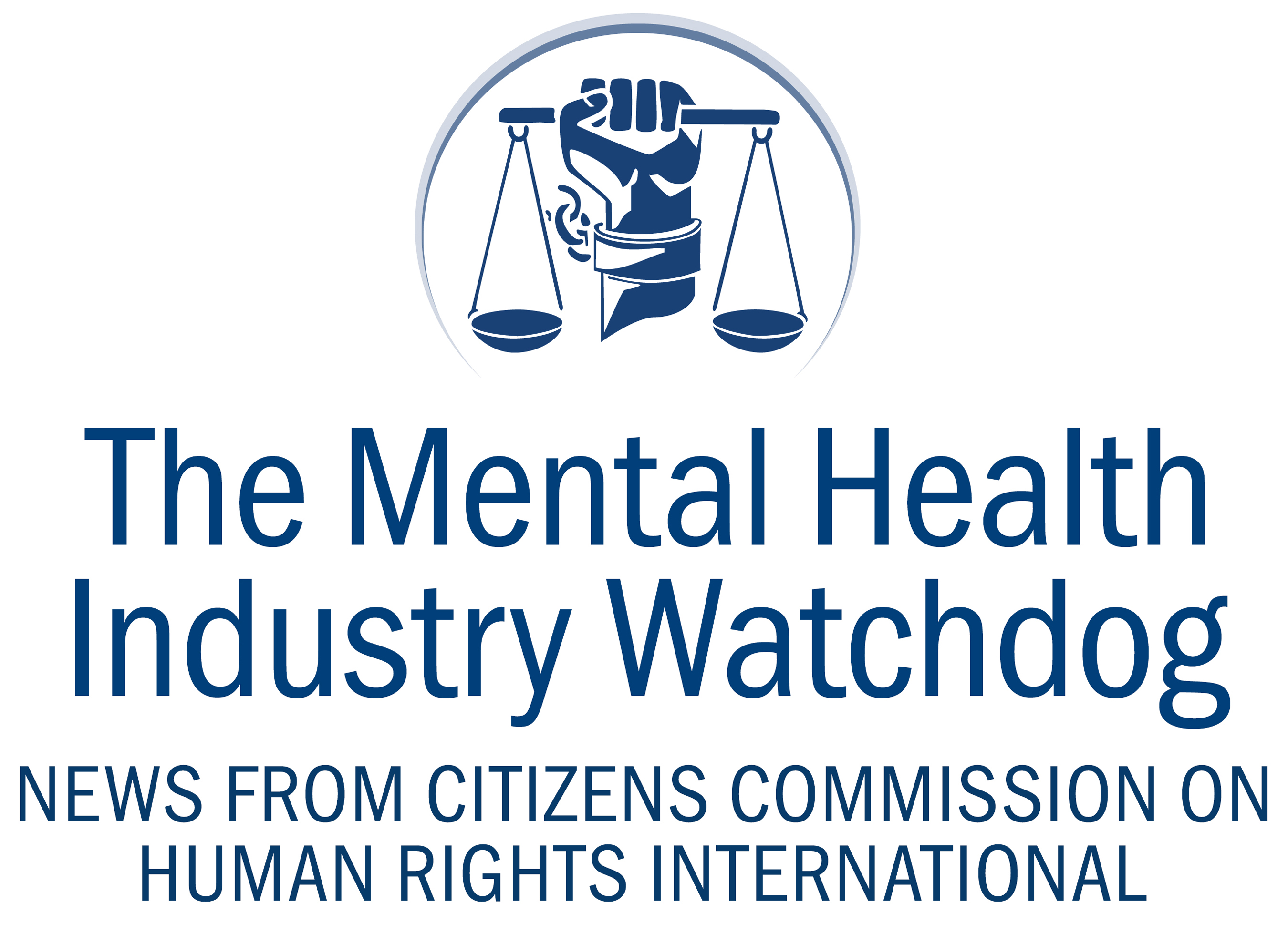 Mental Health Industry Watchdog Mobile Logo