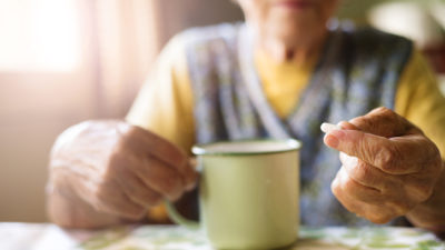 Antipsychotic Use by Elderly Dementia Patients