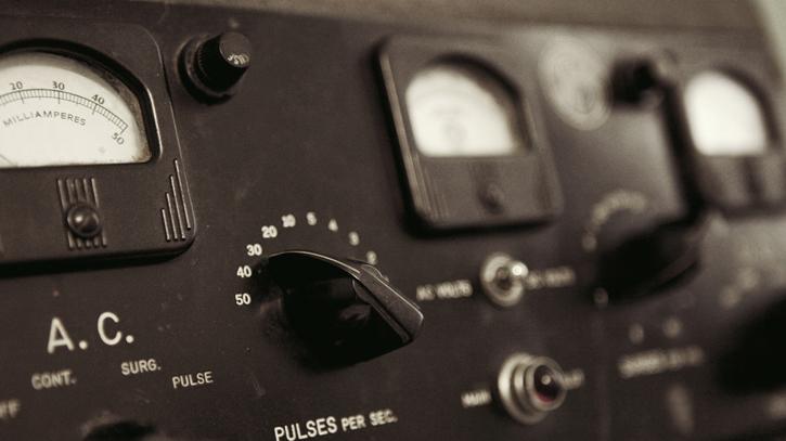 ECT machine, ECT, electroshock