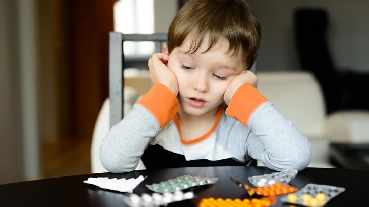 foster children are on psychiatric drugs